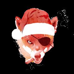 bad santa fox