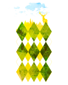 elegant forest