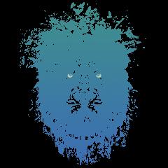 floral_lion