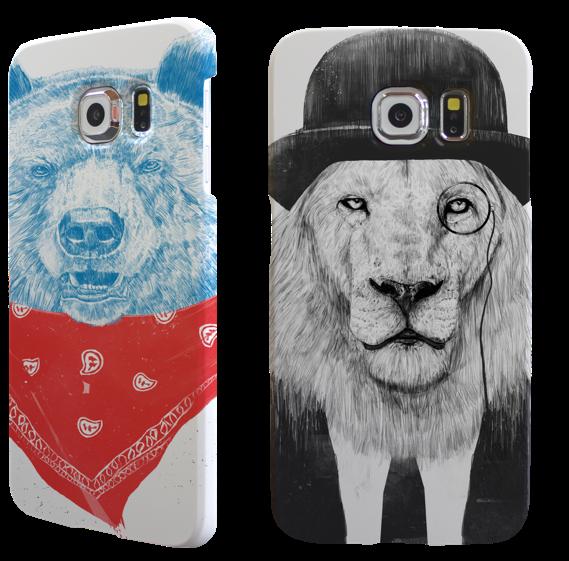 S6 Lion bear frei 2