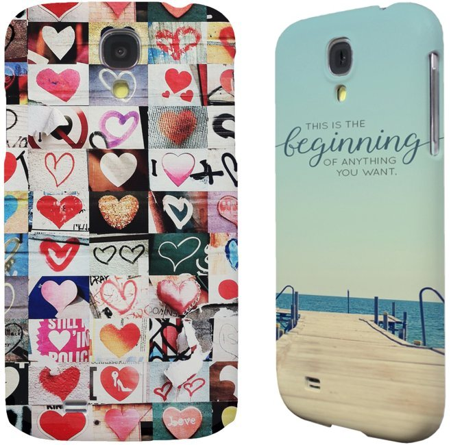 Galaxy S4 beginning hearts