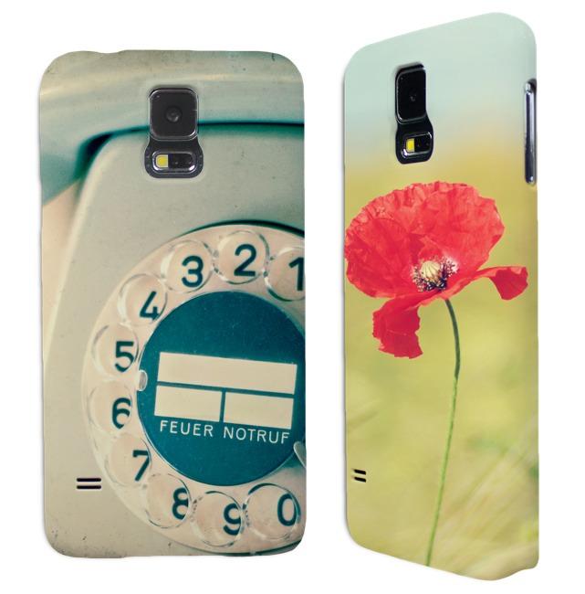 Galaxy S5 mohn und telefon