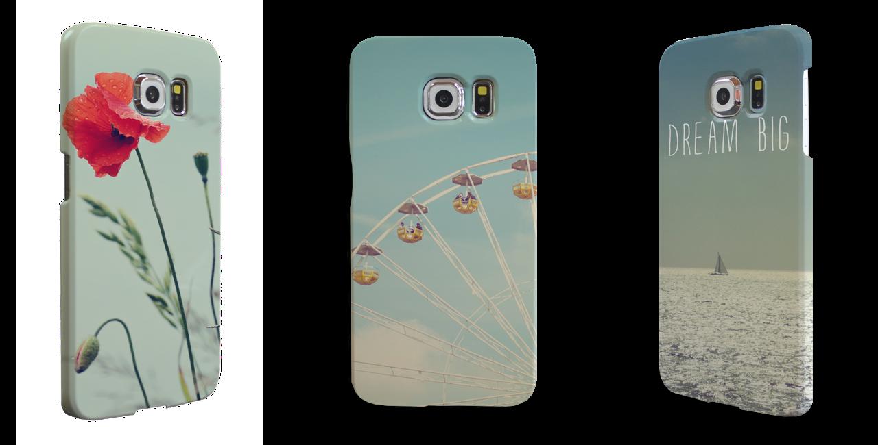 Galaxy S6 drei perspektiven