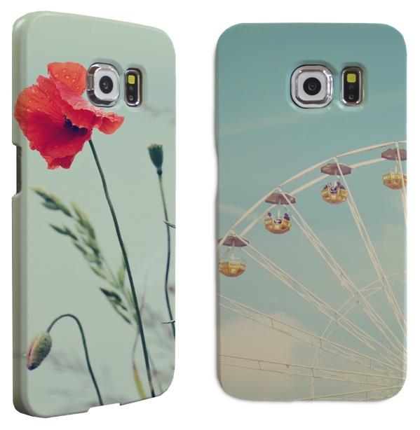Galaxy S6 riesenrad mohn